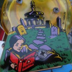 the Cemetery The Addams Family Pinball MOD