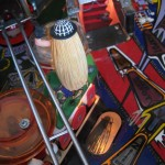 Coussin ITT painte The Addams Family Pinball MOD