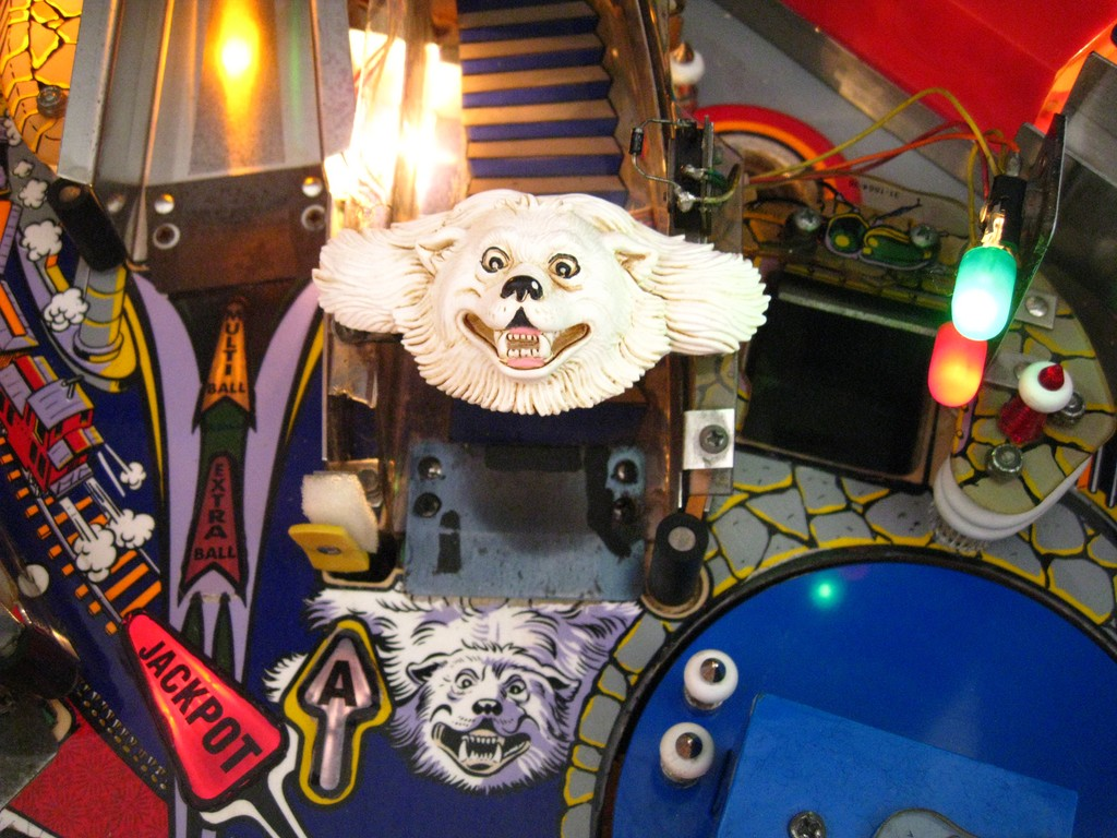 Polar Bear The Addams Family Pinball MOD