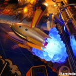 Rocket ship twilight zone pinball mod