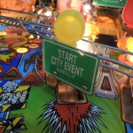 Warning Lights Red & Ted's Road Show pinball mod