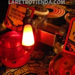 Dead End street lamp Twilight Zone Pinball mod