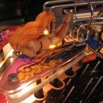 Featureless Mannequin Twilight Zone Pinball mod