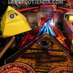 The Pyramid Twilight Zone pinball mod