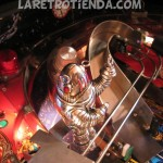 Robby the Robot Twilight Zone Pinball mod
