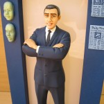 Rod Serling figure Twilight Zone Pinball mod