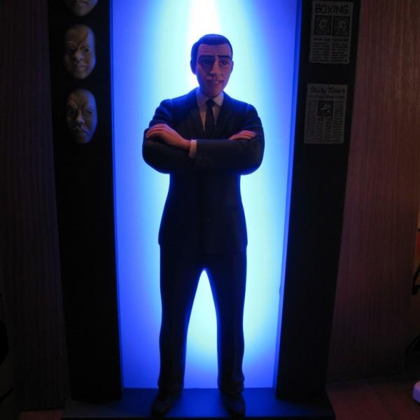 Rod Serling figure Twilight Zone Pinball mod